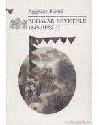 Budavár bevétele 1849-ben I-II. kötet