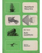 Autómodellezés - Büki Sándor