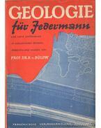Geologie für jedermann - Bülow, K. v.