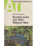 Buntbarsche aus dem Malawi-See