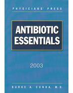 Antibiotic Essentials 2003 - Burke A. Cunha