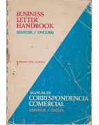 Business Letter Handbook Spanish-English