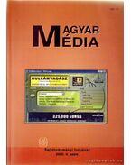 Magyar média 1. évf. 4. szám - Buzinkay Géza