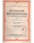 Plassans meghódítása I-III. - Stendhal (bronzplakettes)