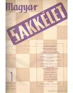Magyar sakkélet VIII. évf. (teljes évfolyam)