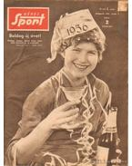 Képes Sport 1956. III. évfolyam (teljes)