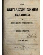 Egy bretagnei nemes kalandjai a Philippini szigeteken
