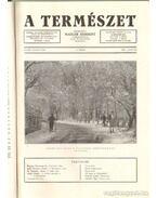 A természet 1937. XXXIII. évf. (teljes)