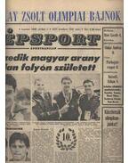 Népsport 1988. október (teljes)