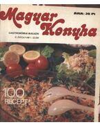 Magyar Konyha II-III. évf. (teljes) 1978-1979 - Nyerges Ágnes