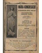 Mária-kongregáció 1924 május-1926 június
