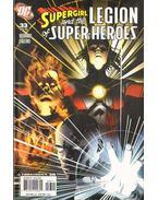 Supergirl and the Legion of Super-Heroes 33. - Calero, Dennis, Tony Bedard
