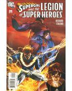 Supergirl and the Legion of Super-Heroes 35. - Calero, Dennis, Tony Bedard