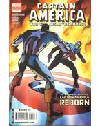 Captain America Reborn: Who Will Wield The Shield? One-Shot