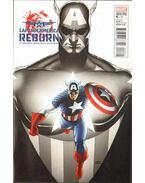 Captain America: Reborn No. 6