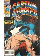 Captain America Drug War Vol. 1. No. 1