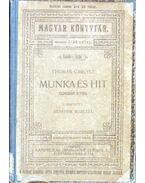 Munka és hit - Carlyle, Thomas