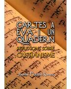 Cartes a Eva i un quadern (dedikált)
