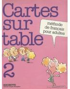 Cartes sur table 2