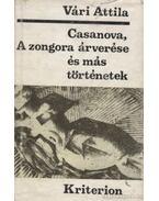Casanova / A zongora árverése és más történetek