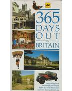 365 Days Out in Britain - Cavendisch, Richard