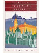 Central European University Prospectus 1996-1997