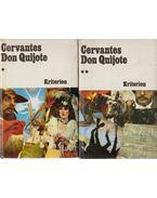 Don Quijote I-II. kötet - Cervantes