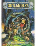 Outlanders rulebook - Chambers, Andy