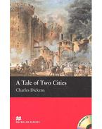 A Tale of Two Cities - CD - Level 2 - Beginner - Charles Dickens