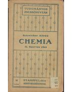 Chemia II. Szerves rész