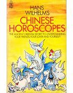 Hans Wilhelm's Chinese Horoscopes