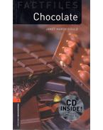 Chocolate Audio CD Pack - Stage 2