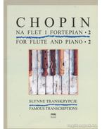 Famous Transcriptions For Flute and Piano 2 (fuvola zongorakísérettel)