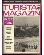 Turista magazin 1986.évfolyam