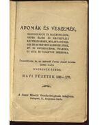 Adomák és veszemék XIII-XVI. füzet