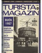 Turista magazin 1987.évfolyam