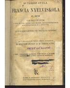 Francia nyelviskola VI. rész - Theisz Gyula
