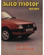 Autó-Motor 1981. (hiányos)