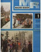 Magyar Rendőr 1979. év