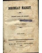 Boronkay Margit