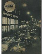 Autó-motor 1958. január-december