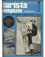 Turista magazin 1982.évfolyam