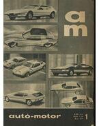 Autó-motor 1969. (teljes)
