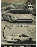 Autó-motor 1975. január-december (teljes, 1-24. szám)