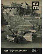 Autó-motor 1973. (teljes)