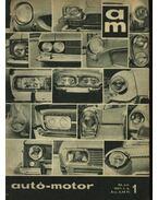 Autó-motor 1967. (teljes)