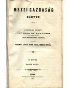 Mezei gazdaság könyve II. kötet