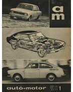 Autó-motor 1970. (teljes)