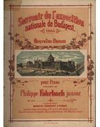 Souvenir de L' exposition nationale de Budapest 1885