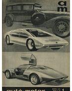 Autó-motor 1974. január-december (teljes 1-24 szám)